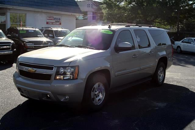 2007 Chevrolet Suburban 1500 LT