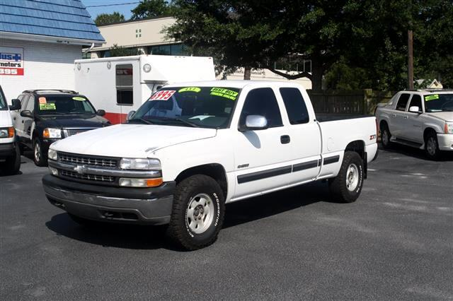 2002 Chevrolet Silverado 1500 LS Ext. Cab Long Bed 4WD
