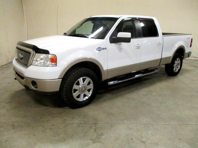 2008 Ford F-150 King-Ranch SuperCrew 5.5-ft. Bed 4WD