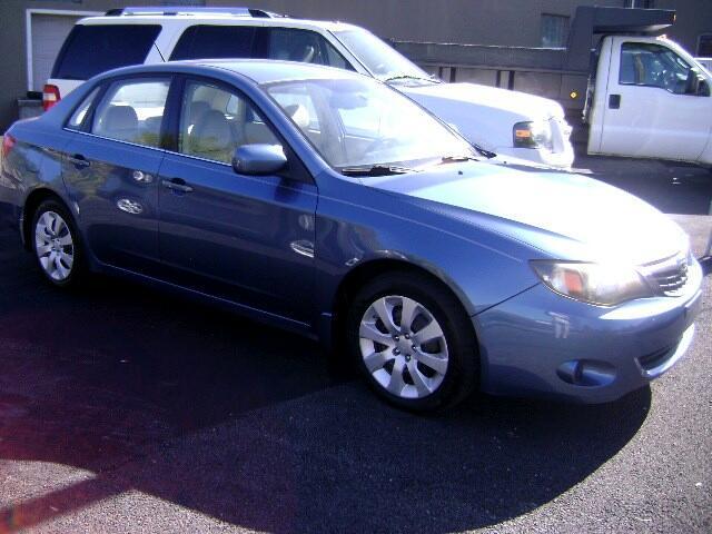 2009 Subaru Impreza 2.5i 4-Door