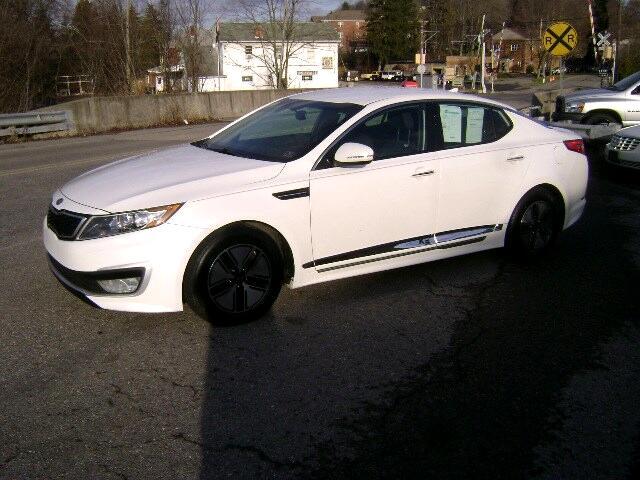 2011 Kia Optima Hybrid Sedan