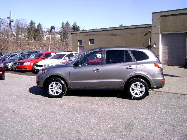 2011 Hyundai Santa Fe GL 2.4 4WD