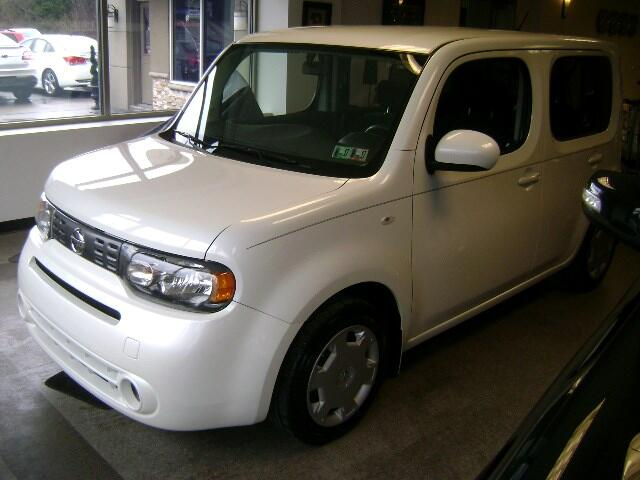 2013 Nissan Cube 1.8 S CVT