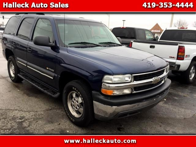 2003 Chevrolet Tahoe Visit Halleck Auto Sales online at wwwhalleckautocom to see more pictures of