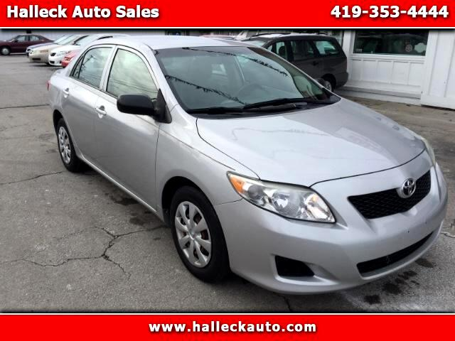 2009 Toyota Corolla Visit Halleck Auto Sales online at wwwhalleckautocom to see more pictures of