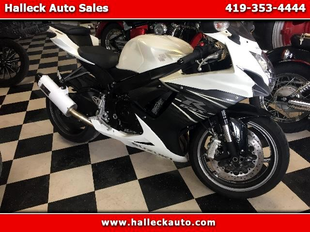 2011 Suzuki GSX-R600L1 Visit Halleck Auto Sales online at wwwhalleckautocom to see more pictures