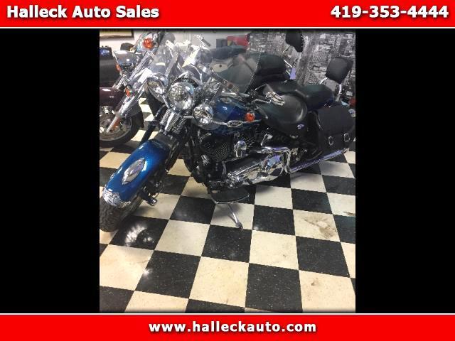2005 Harley-Davidson FLSTSI