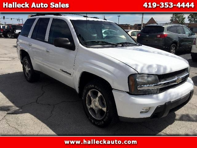 2004 Chevrolet TrailBlazer Visit Halleck Auto Sales online at wwwhalleckautocom to see more pictu