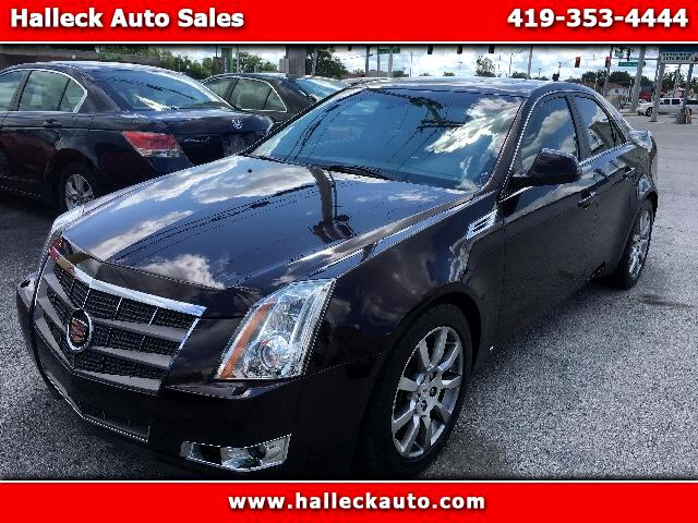 2009 Cadillac CTS Premium AWD w/ Navi