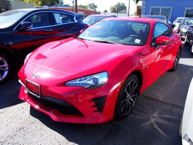 2017 Toyota FR-S 6AT