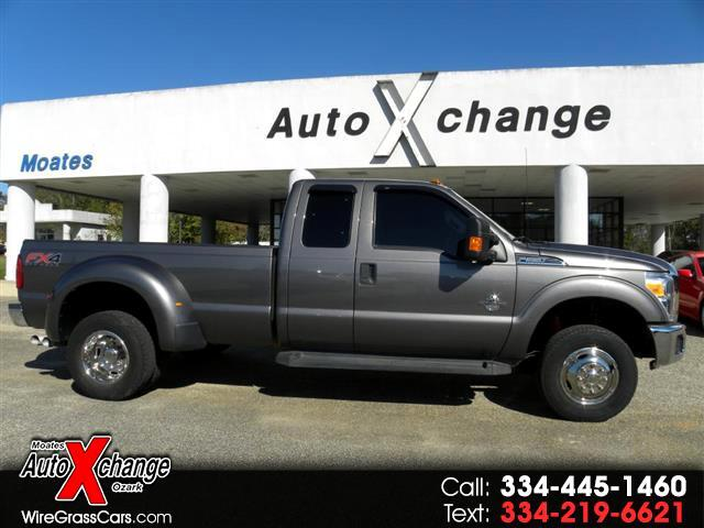 2014 Ford F-350 SD XL SuperCab Long Bed DRW 4WD