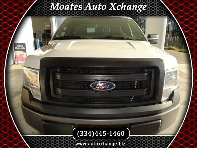2014 Ford F-150 REGULAR CAB XL