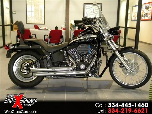 2003 Harley-Davidson FXSTB