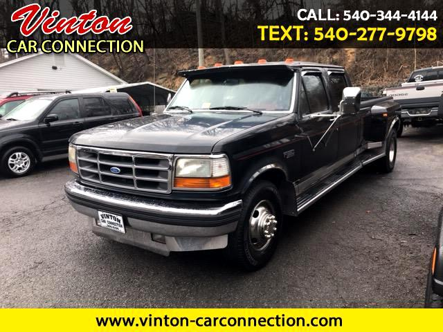 1995 Ford F-350 Crew Cab 2WD