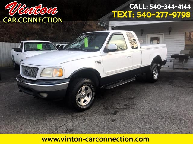 1999 Ford F-150 XLT 4WD SuperCrew 6.5' Box