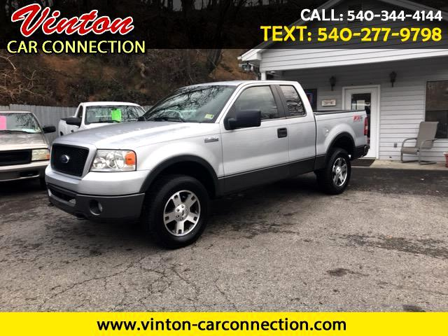 2008 Ford F-150 Supercab 133