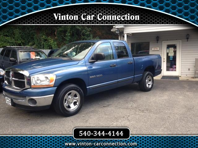 2006 Dodge Ram 1500 ST Quad Cab Short Bed 2WD