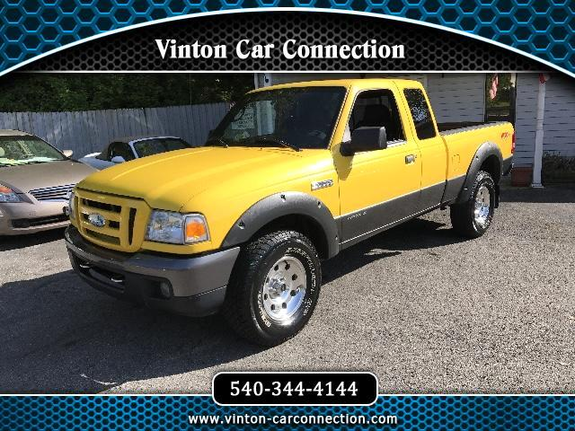 2006 Ford Ranger FX4 Level II SuperCab 4WD