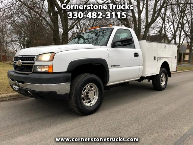 2007 Chevrolet Silverado Classic 2500HD Work Truck Long Box 4WD
