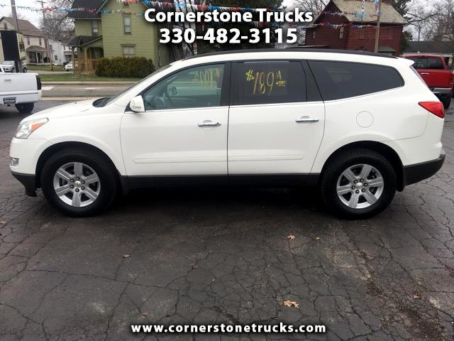 2010 Chevrolet Traverse 1LT FWD