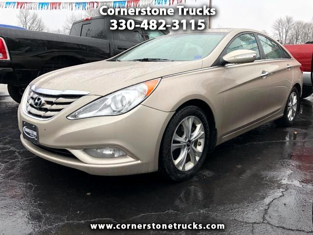 2011 Hyundai Sonata 4dr Sdn 2.4L Limited w/Brown Seats