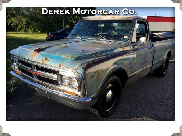 1967 GMC C10 Rat Rod
