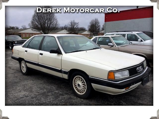 1991 Audi 200 Automatic
