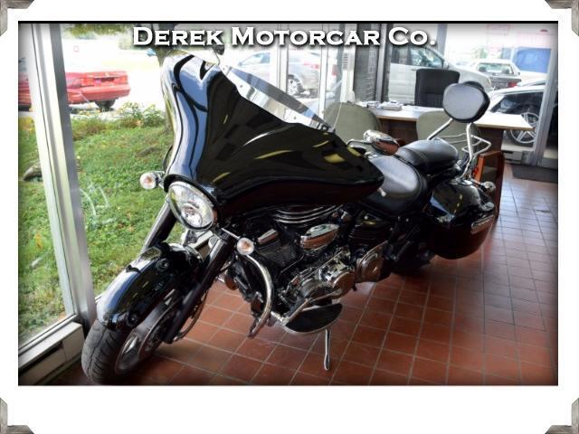 2010 Yamaha XV1900CT