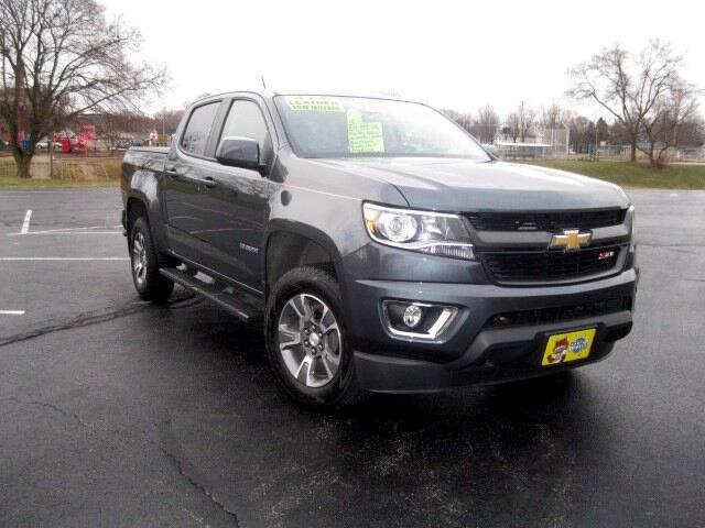 2015 Chevrolet Colorado Z71 Crew Cab 4WD Short Box