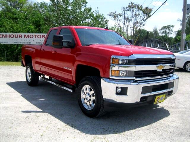 2015 Chevrolet Silverado 2500HD EXT. Cab Standard Bed LT