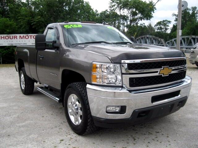 2013 Chevrolet Silverado 3500HD LT Long Box 4WD