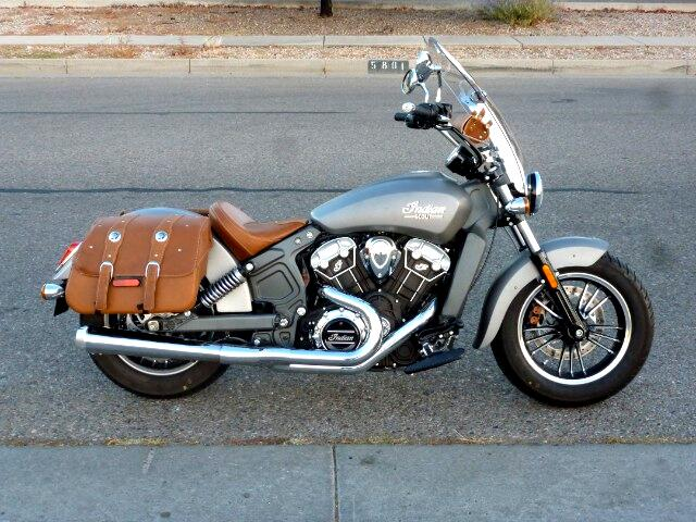 2016 Indian Scout SCOUT ABS