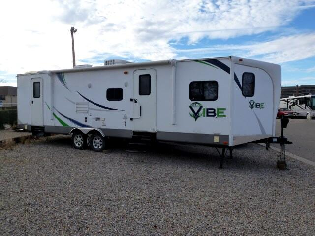 2013 Forest River Vibe V-CROSS 829VBH