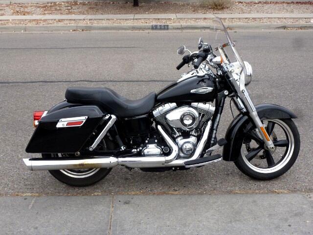 2012 Harley-Davidson Dyna Switchback FLD-103