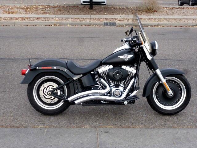 2011 Harley-Davidson FLSTFB FAT BOY
