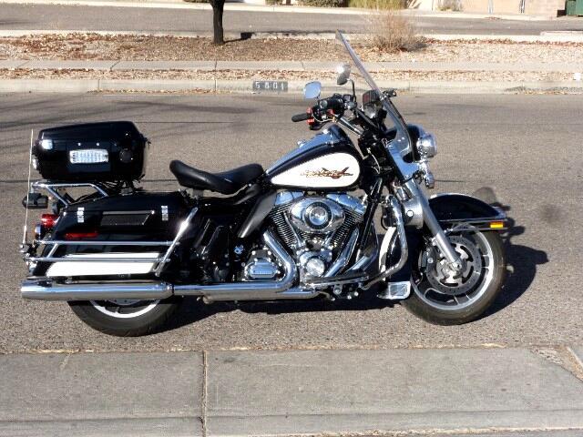 2013 Harley-Davidson FLHPI ROAD KING POLICE