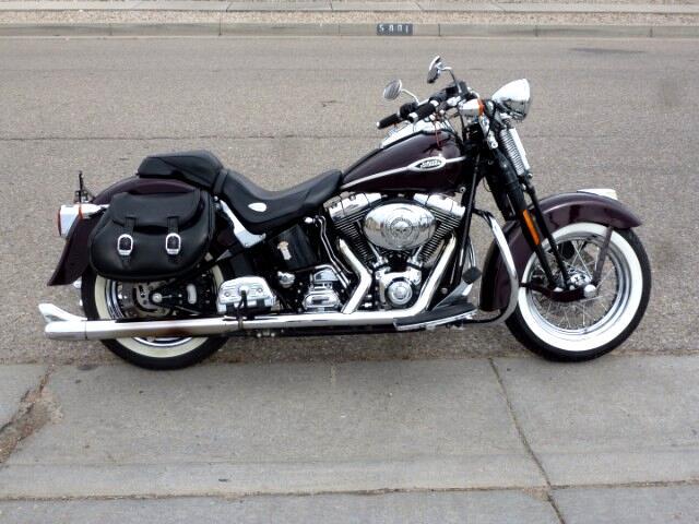 2006 Harley-Davidson FLSTS SPRINGER