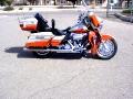 2009 Harley-Davidson FLHTCUSE3