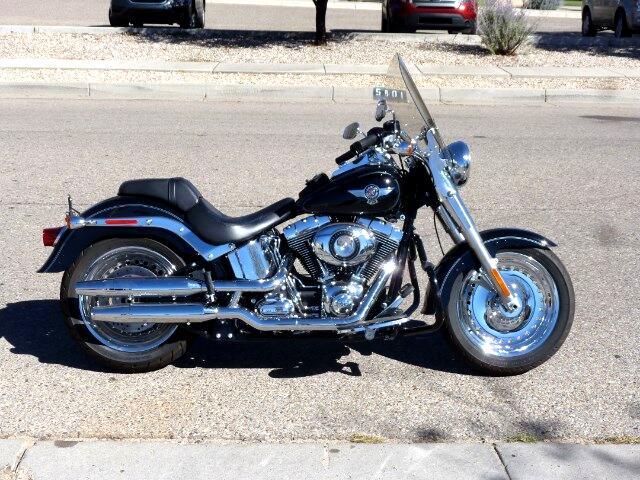 2013 Harley-Davidson FLSTFI Fat Boy