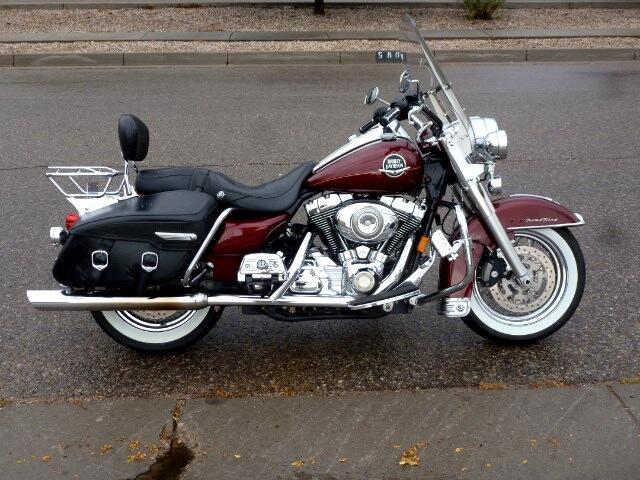 2008 Harley-Davidson FLHRC ROAD KING