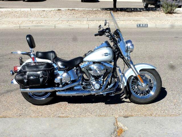 2006 Harley-Davidson FLSTCI Heritage Softail