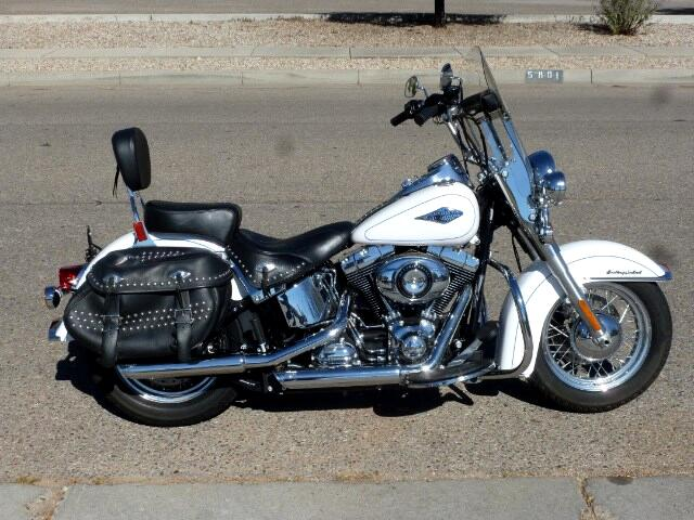 2012 Harley-Davidson FLSTCI HERITAGE SOFTAIL
