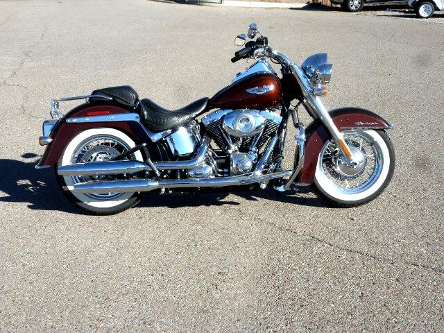 2011 Harley-Davidson FLSTNI DELUXE