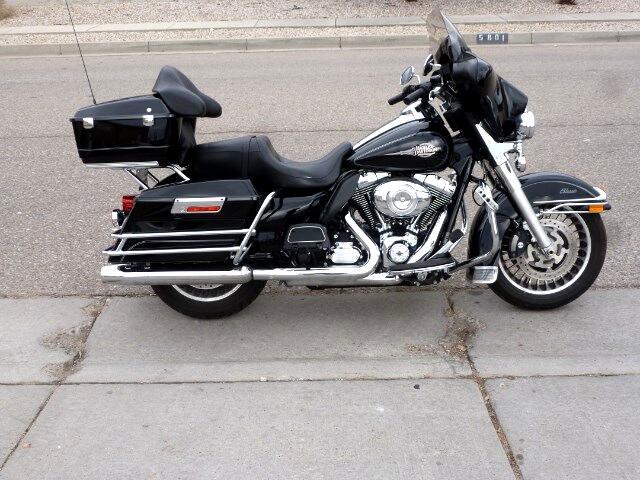 2012 Harley-Davidson FLHTC ELECTRA CLASSIC