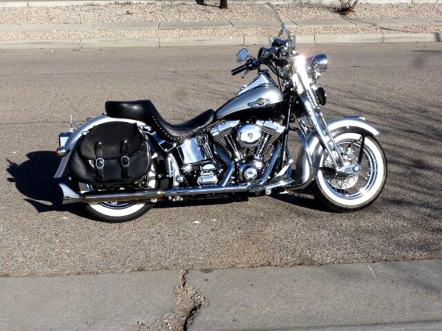 2003 Harley-Davidson FLSTSI HERITAGE SOFTAIL