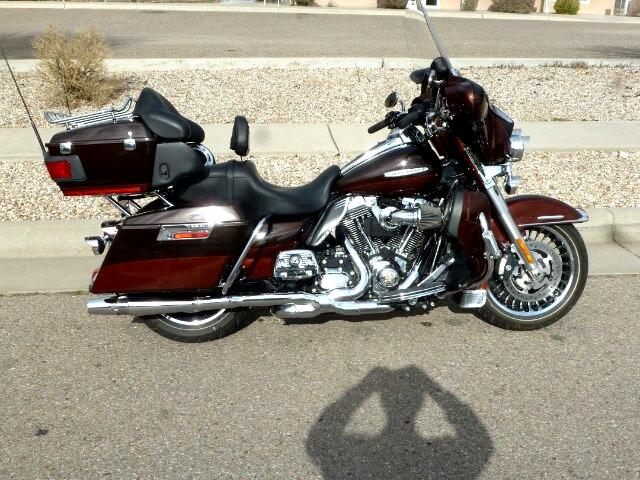 2011 Harley-Davidson FLHTK Ultra Classic Limited