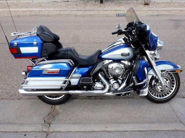 2010 Harley-Davidson FLHTCU ULTRA