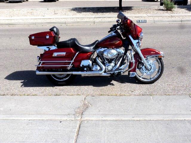 2009 Harley-Davidson FLHTC ELECTRA CLASSIC