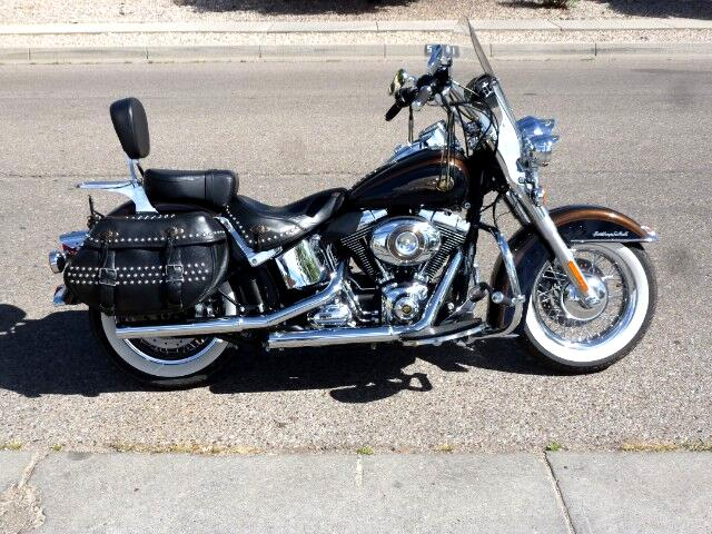 2013 Harley-Davidson Heritage Softail HERITAGE ANNIVERSARY