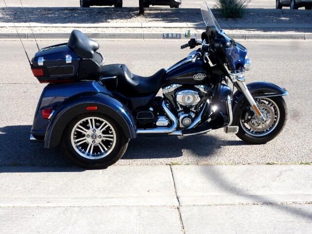 2012 Harley-Davidson FLHTCUTG TRI-GLIDE
